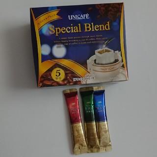 エイージーエフ(AGF)のコーヒー 詰め合わせ ユニカフェドリップ5杯分 AGFインスタントスティック3本(コーヒー)