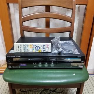 シャープ(SHARP)のアビマロ様専用 シャープVHS/HDD/DVDレコーダーDV-ACW52(DVDレコーダー)