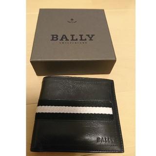バリー(Bally)の【BALLY】  折りたたみ財布(折り財布)