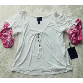 ジャストカヴァリ(Just Cavalli)のクラス ロベルトカヴァリ 38 Tシャツ(Tシャツ(半袖/袖なし))