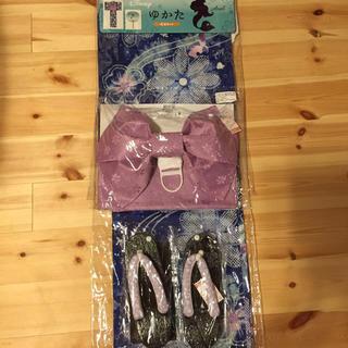 Disney - 新品☆ディズニー アリエル浴衣4点セット