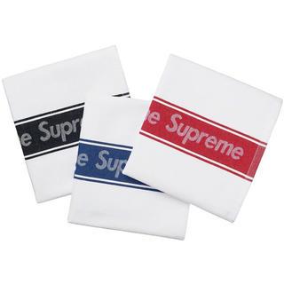 シュプリーム(Supreme)の3枚セット Dish Towels (Set of 3) シュプリーム(タオル/バス用品)