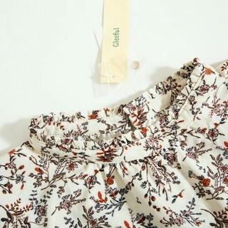 シマムラ(しまむら)の新品タグ付 プチプラのあやさん着用 しまむら プチハイネックティアードワンピース(ひざ丈ワンピース)