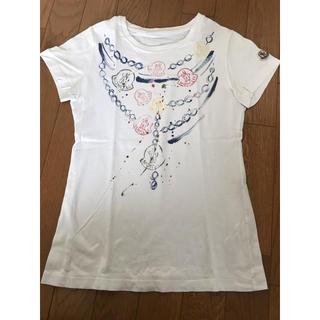 モンクレール(MONCLER)のモンクレール Tシャツ  (Tシャツ/カットソー)