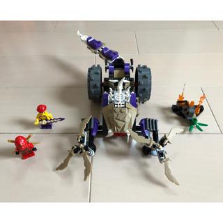 レゴ(Lego)のレゴニンジャゴー アナコンクラッシャー 70745(積み木/ブロック)