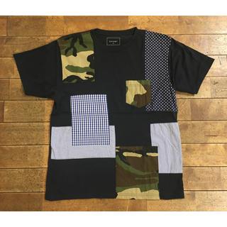ソフネット(SOPHNET.)のSOPHNET パッチワーク カットソー Tシャツ ソフネット(Tシャツ/カットソー(半袖/袖なし))