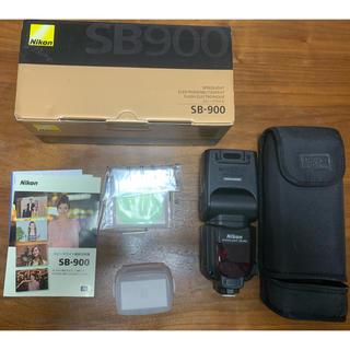 ニコン(Nikon)のN ikon SB-900 スピードライト(ストロボ/照明)