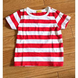 シマムラ(しまむら)のボーダーTシャツ(Tシャツ)