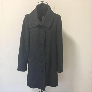 ムジルシリョウヒン(MUJI (無印良品))の美品◆レディース ロングコート あったかコート(ロングコート)