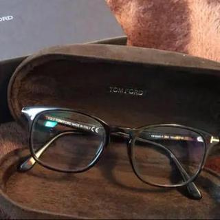 トムフォード(TOM FORD)のトムフォード 伊達眼鏡 TF5505F サングラス ロンハーマン (サングラス/メガネ)