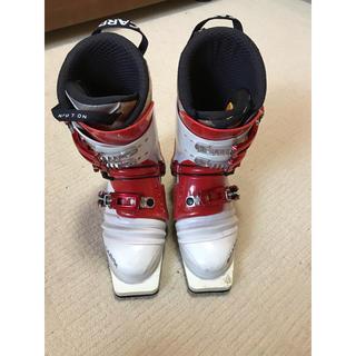 スカルパ(SCARPA)のテレマーク ブーツ スカルパ T-race スキー ガルモント(ブーツ)