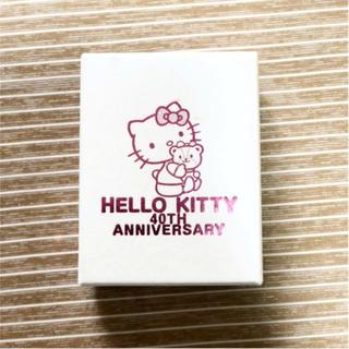 ハローキティ(ハローキティ)のハローキティー 40周年 ネックレス(ネックレス)