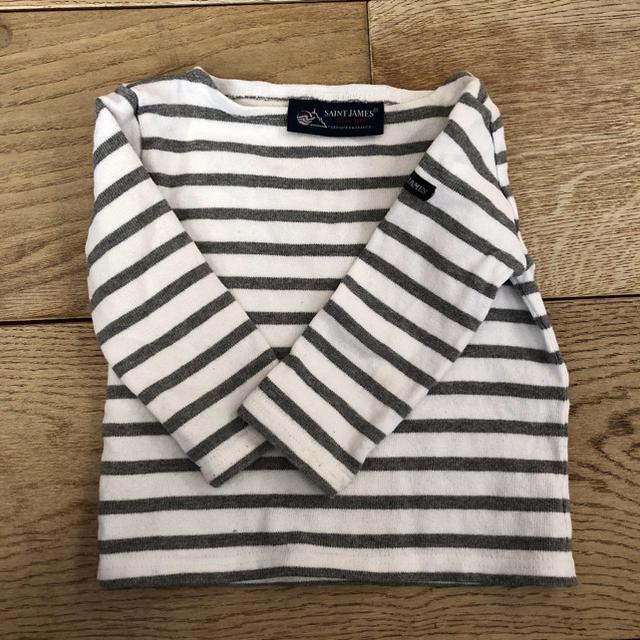 SAINT JAMES(セントジェームス)のあやまる様専用 セントジェームズ キッズ/ベビー/マタニティのベビー服(~85cm)(Tシャツ)の商品写真