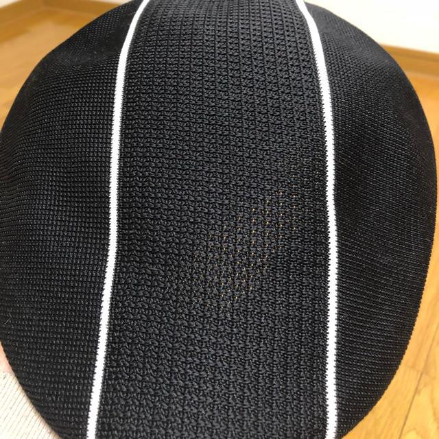 KANGOL(カンゴール)の美品!カンゴールハンチング白 レディースの帽子(ハンチング/ベレー帽)の商品写真