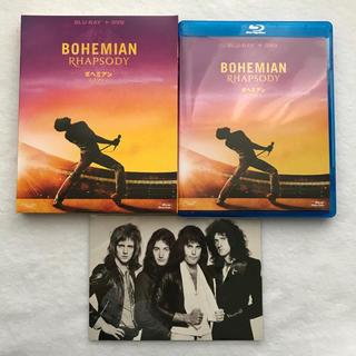 未使用 Blu-ray+純正ケース+特典 ボヘミアンラプソディー(外国映画)