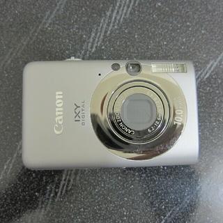 キヤノン(Canon)の【せんよう】Canon IZY 110 is・美品(コンパクトデジタルカメラ)