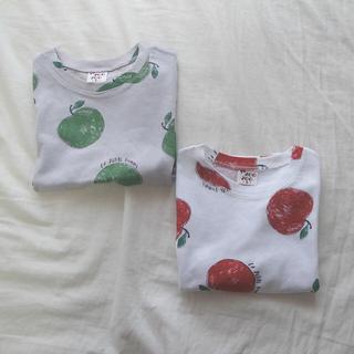 ボボチョース(bobo chose)のbobo風 プリントT 新品未使用(Tシャツ/カットソー)