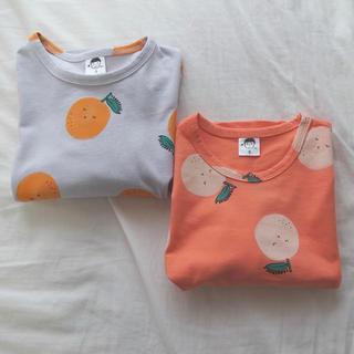 ボボチョース(bobo chose)のイラスト総柄 T 新品未使用(Tシャツ/カットソー)