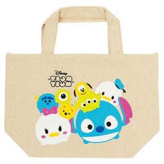 ディズニー(Disney)のディズニー ツムツム かわいい ランチ トートバック 鞄 ランチバッグ 管理J(トートバッグ)