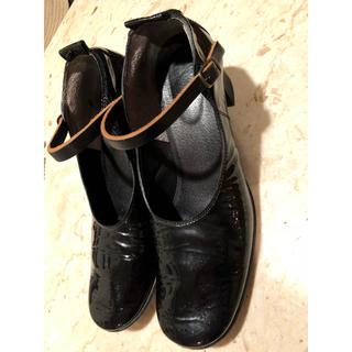 ドレステリア(DRESSTERIOR)のebagos エバゴス エナメル ストラップ シューズ(ローファー/革靴)