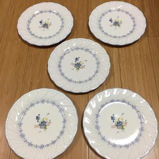 ニッコー(NIKKO)のNIKKO ケーキ皿 5枚(食器)