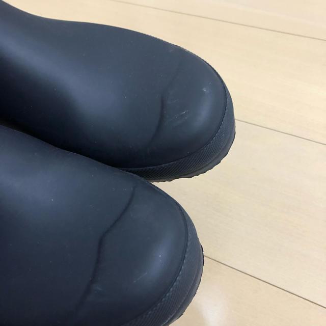 HUNTER(ハンター)の今日中に削除しますHUNTER レインブーツ メンズの靴/シューズ(長靴/レインシューズ)の商品写真