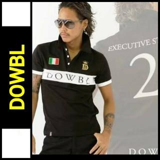 ダブル(DOWBL)の⭐️DOWBL⭐️ダブル⭐️ポロシャツ  size 42(ポロシャツ)
