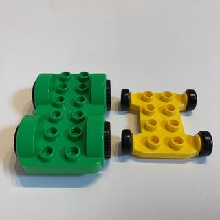 レゴ(Lego)のレゴデュプロ 車(積み木/ブロック)