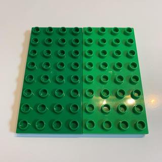 レゴ(Lego)のレゴデュプロ 基礎板 基盤 ② ブロックラボにも♡(積み木/ブロック)
