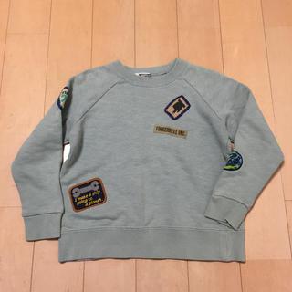 ティンカーベル(ティンカーベル)のティンカーベル トレーナー 120(Tシャツ/カットソー)