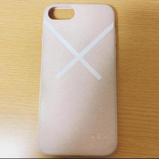 アディダス(adidas)のadidasスマホケースiPhone7・iPhone8(iPhoneケース)