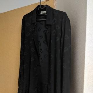 サンローラン(Saint Laurent)のサンローラン キスマークシャツ(Tシャツ/カットソー(七分/長袖))