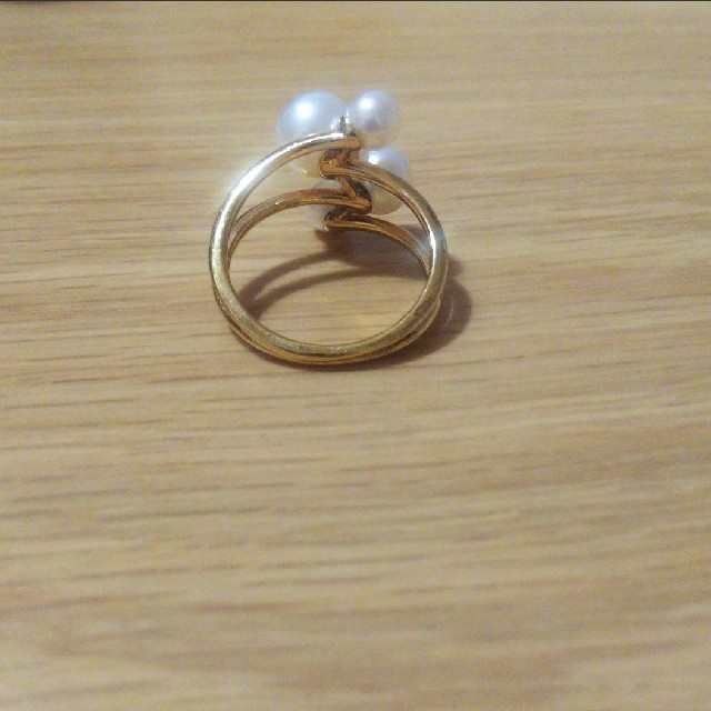 ete(エテ)のete ピンキーリング レディースのアクセサリー(リング(指輪))の商品写真
