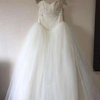 ヴェラウォン(Vera Wang)のウェディングドレス/本家VERAWANGバレリーナ(ウェディングドレス)
