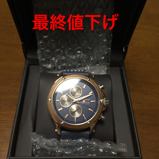 JOSEPH(ジョゼフ)のJOSEPH ABBOUD 腕時計  メンズの時計(腕時計(アナログ))の商品写真