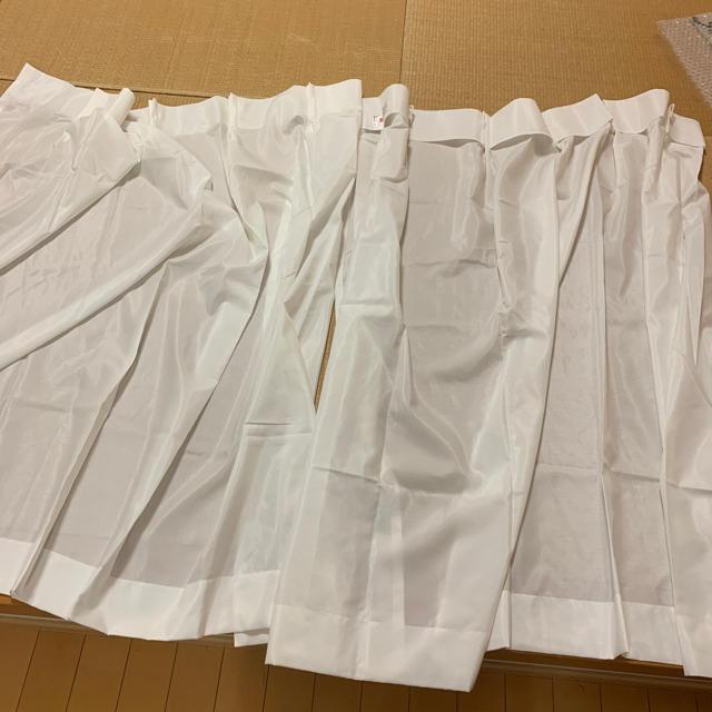 MUJI (無印良品)(ムジルシリョウヒン)のカーテン レース 無印良品 インテリア/住まい/日用品のカーテン/ブラインド(レースカーテン)の商品写真