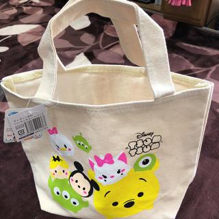 ディズニー(Disney)の新品 ツムツムミニトートバック 定価1600円(トートバッグ)
