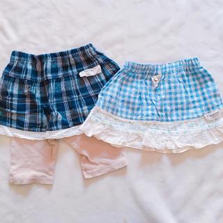ビケット(Biquette)のビケット☆スカートセット(スカート)