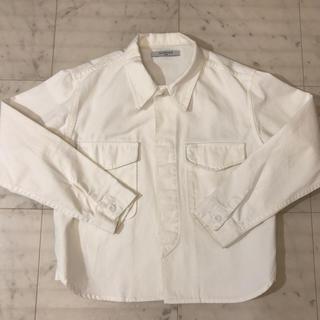 アグノスト(AGNOST)のアグノスト AGNOST ワークVintageシャツ(Gジャン/デニムジャケット)