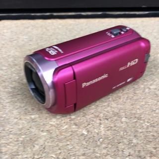 パナソニック(Panasonic)の急遽値下げ❗️女性も使いやすい❗️パナソニック ビデオカメラ HCW585M P(ビデオカメラ)