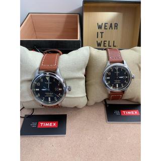 タイメックス(TIMEX)の新品 タイメックス ペアウォッチ ウォーターベリー  腕時計(腕時計(アナログ))