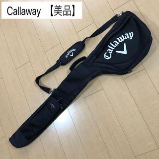 キャロウェイゴルフ(Callaway Golf)の美品 Callaway キャロウェイ ゴルフ クラブケース レンジ バッグ(バッグ)