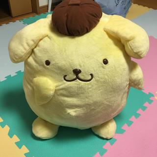 ポムポムプリ超BIGぬいぐるみ(ぬいぐるみ)