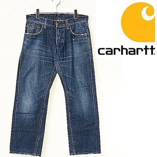カーハート(carhartt)のカーハート carhartt  切りっぱなし ハートステッチ デニム (デニム/ジーンズ)