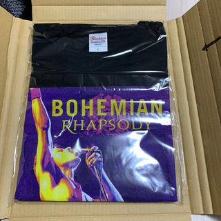 【かぶるぽちゃ様】ボヘミアンラプソディー Amazon特典Tシャツ(その他)