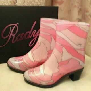 レディー(Rady)のRady☆ノベルティーレインブーツ(レインブーツ/長靴)