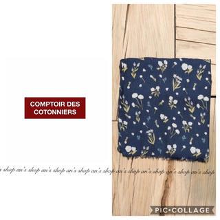 コントワーデコトニエ(Comptoir des cotonniers)の【美品】2018AW SWEET MEADOWプリントストール(ストール/パシュミナ)
