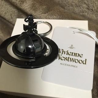 ヴィヴィアンウエストウッド(Vivienne Westwood)のヴィヴィアンキーリングブラック(その他)