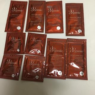 ドゥーオーガニック(Do Organic)のドゥーオーガニック 化粧落とし 化粧水 保湿クリーム(サンプル/トライアルキット)
