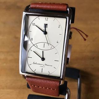 サルバトーレマーラ(Salvatore Marra)の【新品】サルバトーレマーラ クオーツ メンズ 腕時計 SM18108-SSCM(腕時計(アナログ))